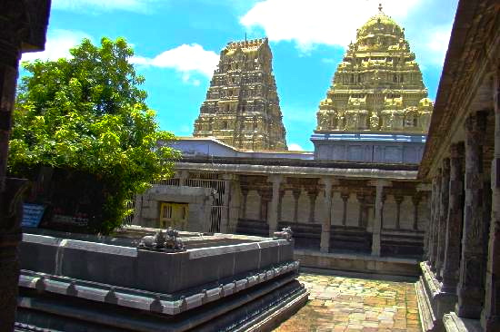 Kanchipuram Ekambareshvara temple 2