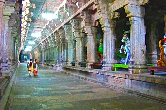 Kanchipuram Ekambareshvara temple 3