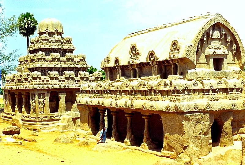 Mahabalipuram temple 0